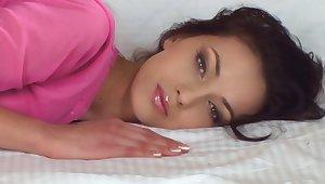 Amazing handsomeness with beautiful eyes. Posing