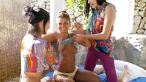 Fresh lesbian minority