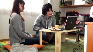 Japanese Girl Fucking HARDCORE 4 per 4