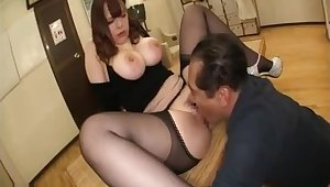 Amazing porn motion picture MILF restraint only for you